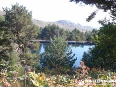 Travesía por la Sierra de la Maliciosa - Senderismo Madrid; material escalada